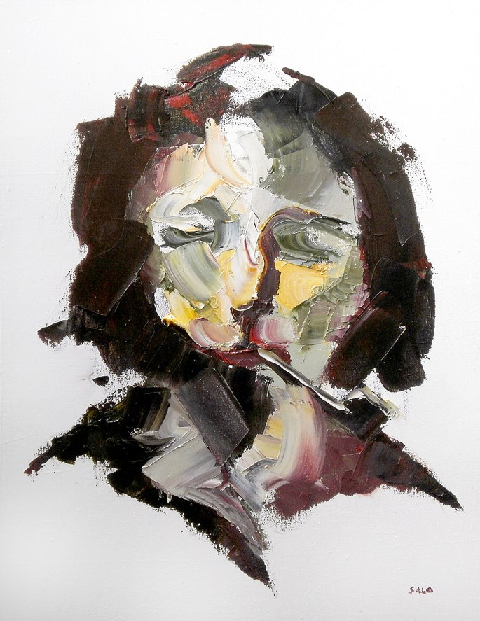 Steve Salo, Courbet