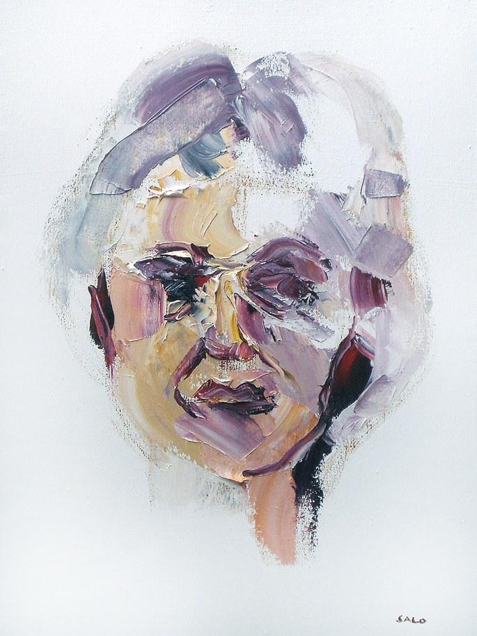 Steve Salo, Elaine de Kooning