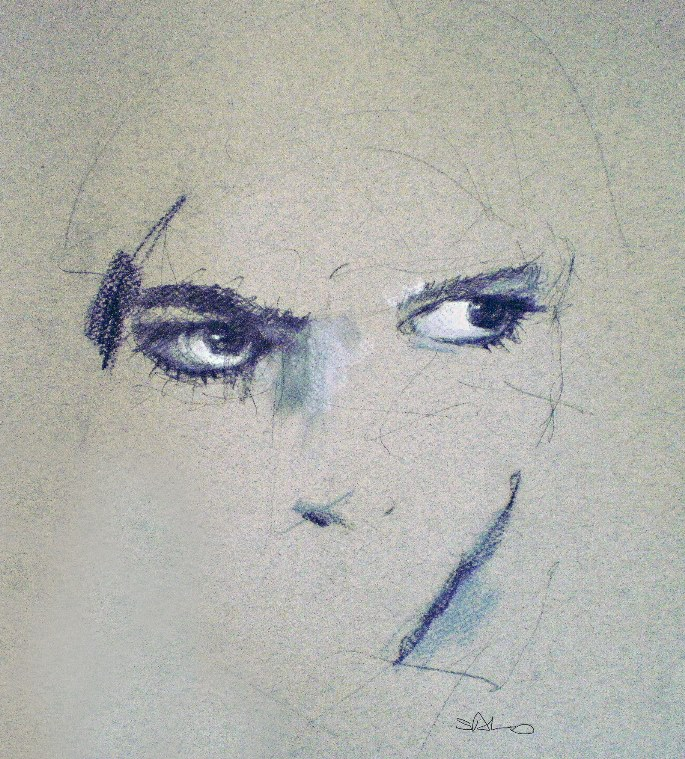 Steve Salo, Eyes