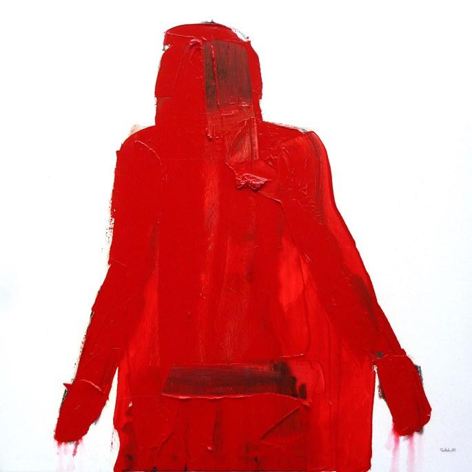 Steve Salo, Figure in Red