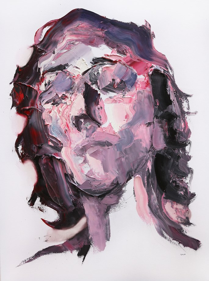 Steve Salo, From Boy to Man.exploration of paint and portraiture | STEVE SALO