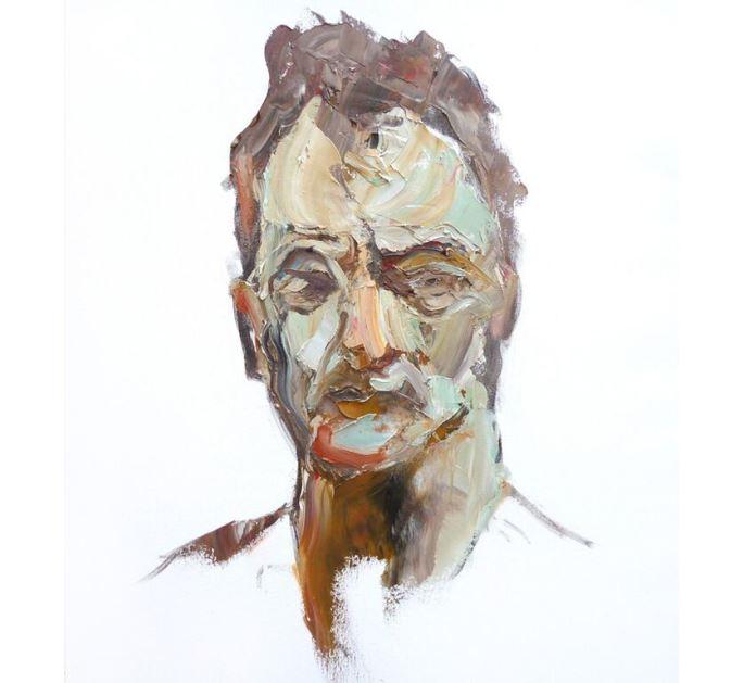 Steve Salo, Lucian Freud