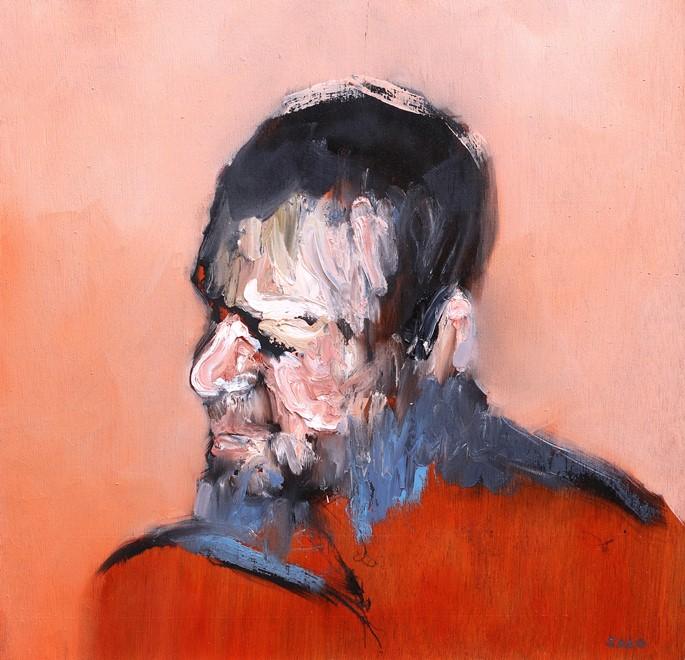 Steve Salo, Portrait of a Man