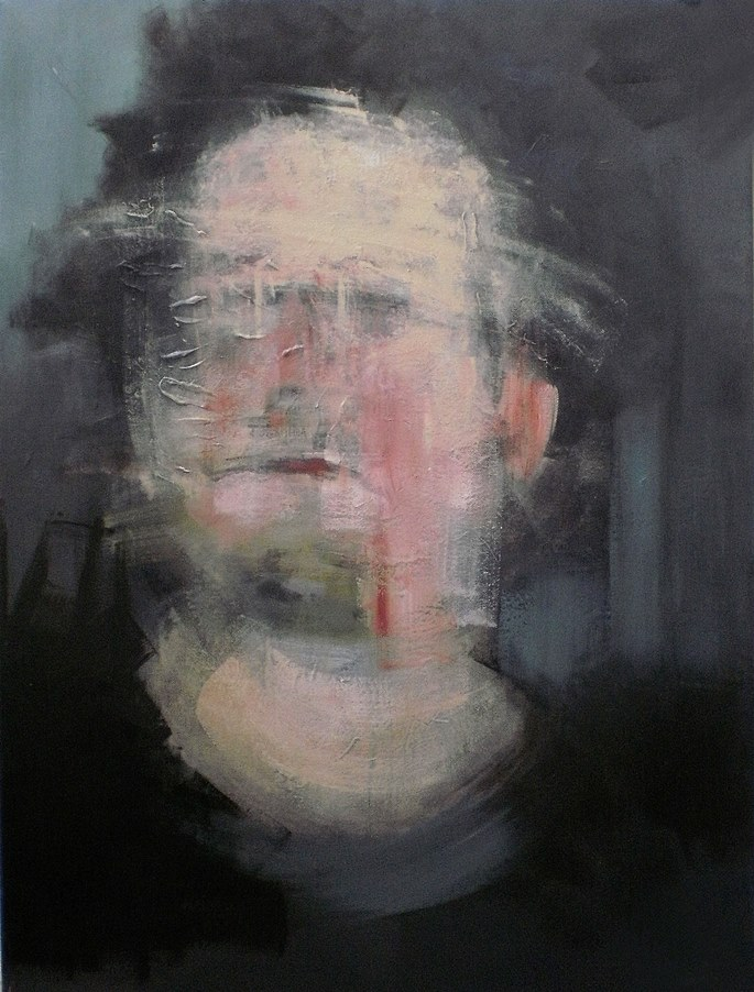 Steve Salo, Self Portrait 2013