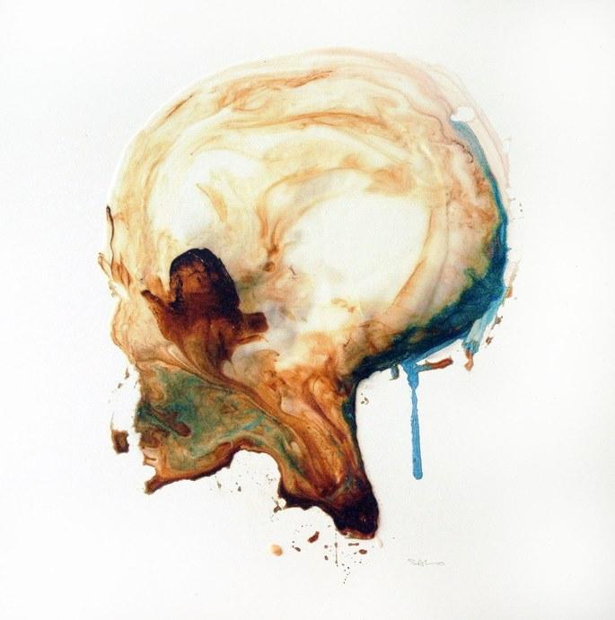 Steve Salo, Portriat of a Skull