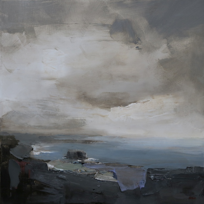 Steve Salo, View to the North