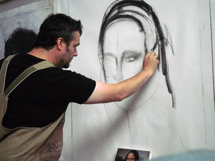 Steve Salo, Working on Mona
